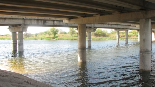 Уровень воды Северо-Крымского канала