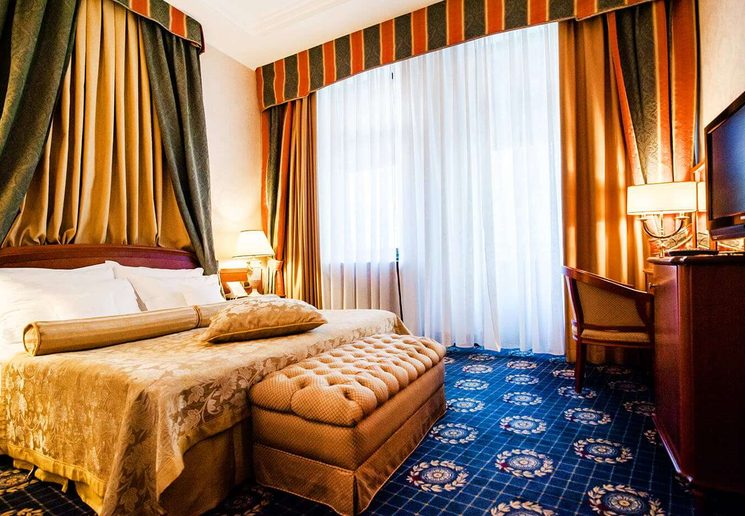 Фото апартамент-номера Иван Айвазовский