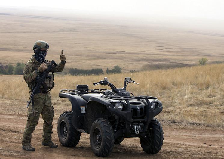 Военный призыв в Крыму