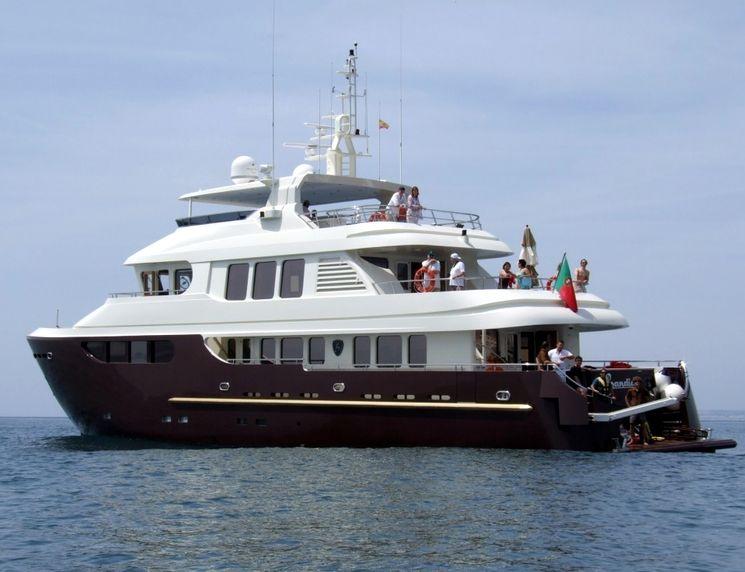 Bandido - яхта Януковича за 6 млн долларов