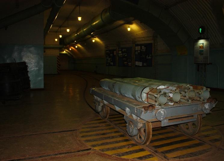 Музей холодной войны в Балаклаве