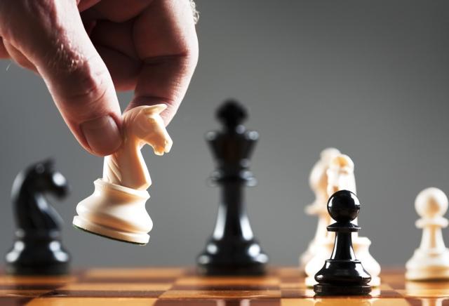 Шахматы в Крыму
