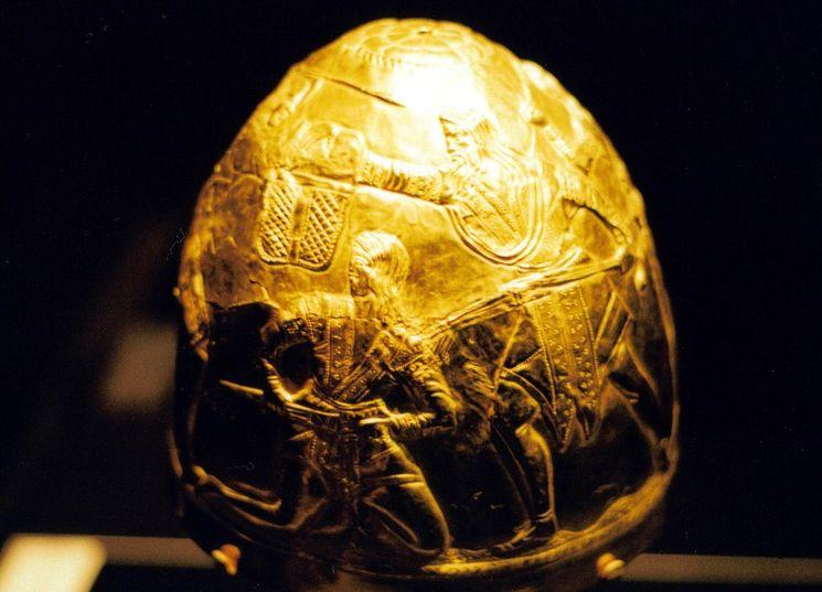 Древнее скифское золото Крыма