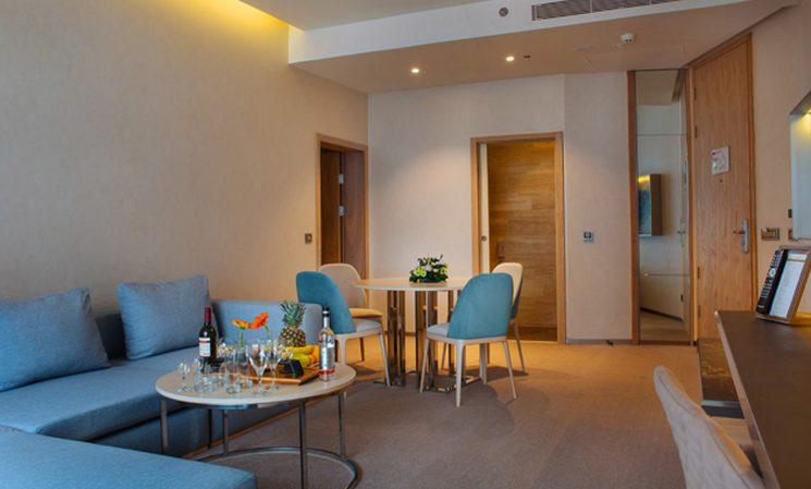 Двухкомнатный номер - Семейный Люкс Mriya Resort & SPA