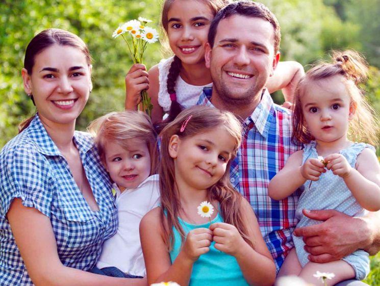 Какие гарантированы льготы многодетным семьям