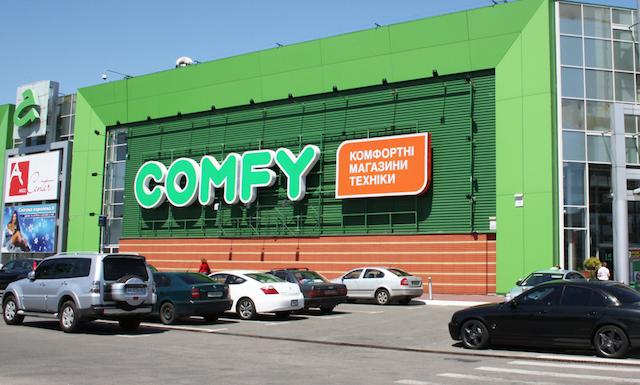 Сеть Магазинов COMFY