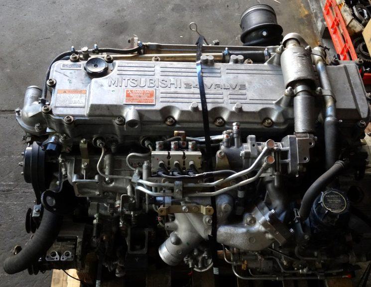 Контрактный двигатель из Японии