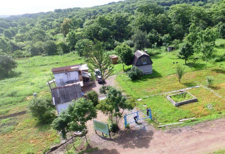 оформление дачных участков в Крыму