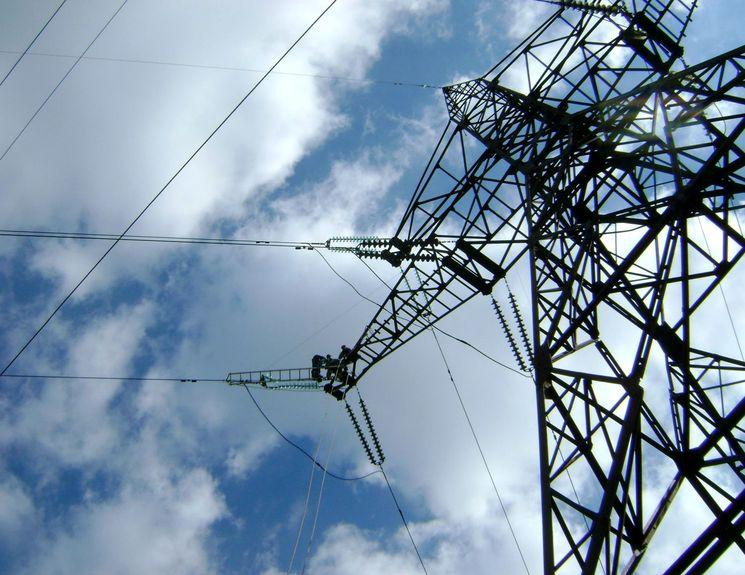 Украина ограничила поставки электричества в Крым