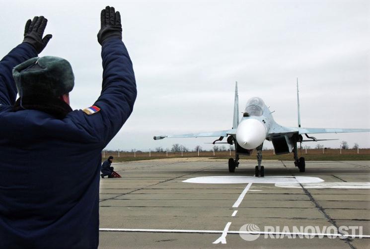 Боевая авиация Крыма получила пополнение