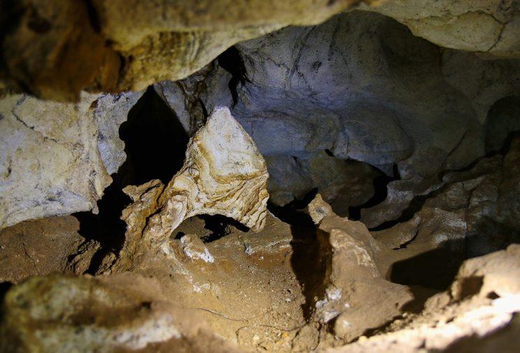 Новая карстовая пещера в Крыму