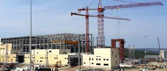 Новые электростанции строятся в Крыму