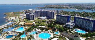 Севастопольский Aquamarine Resort & SPA 5 звезд отзывы и фото номеров