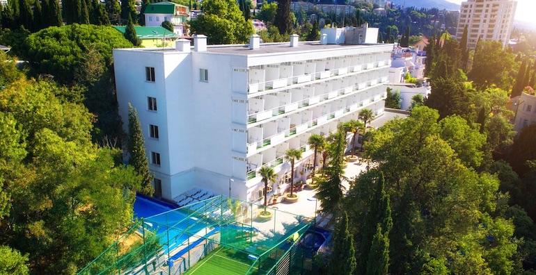 Отель Ялта Круглый год, 3 звезды
