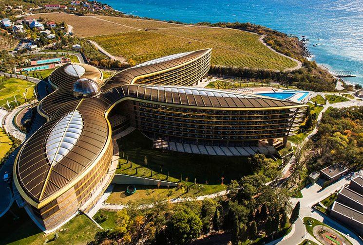 Отзывы об отеле Mriya Resort & SPA