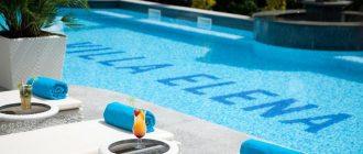 Отзывы об отеле Villa Elena 5*
