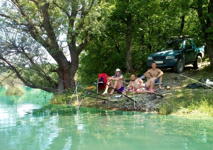 Рыбалка на юге Крыма