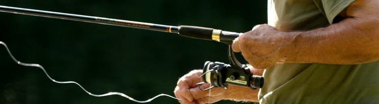 Пресноводная рыбалка в Крыму
