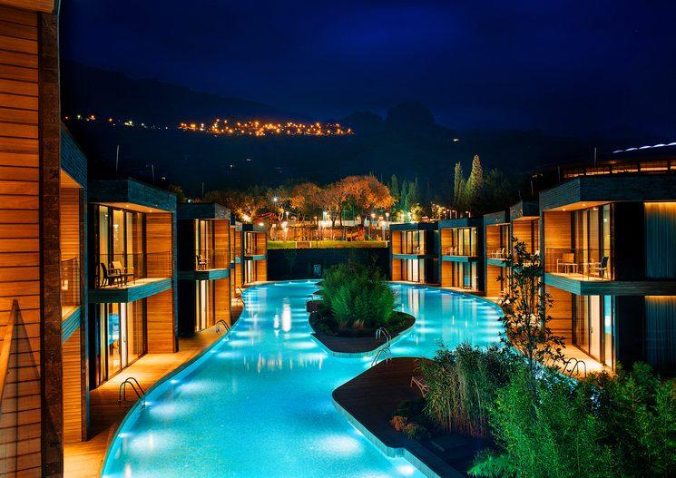 Санаторно-курортный комплекс Мрия Resort & SPA