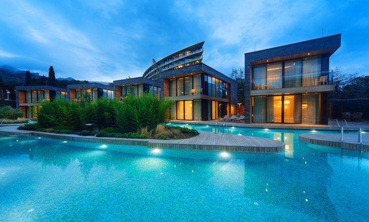 Семейная вилла комплекса Мрия Resort & SPA