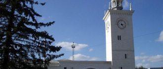 Крым, Симферополь, жд вокзал