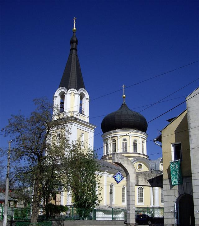 Церкви Симферополя