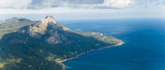Сколько в Крыму пляжей