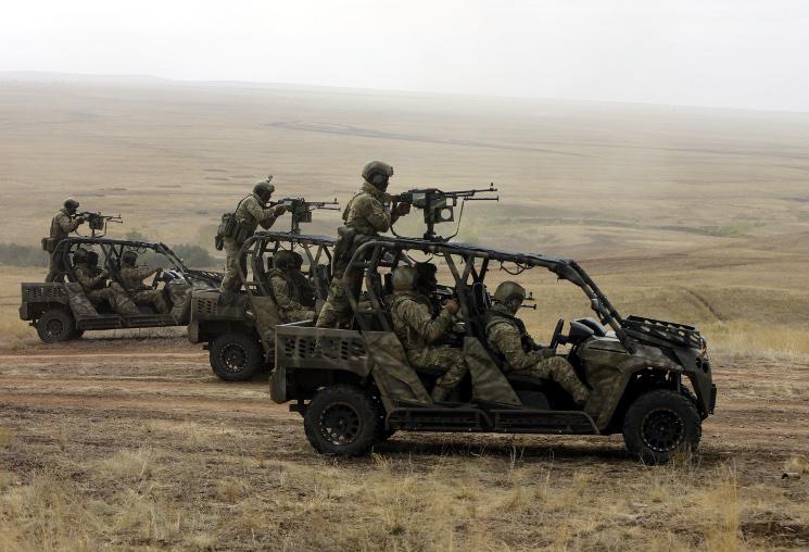 Военная служба в Крыму