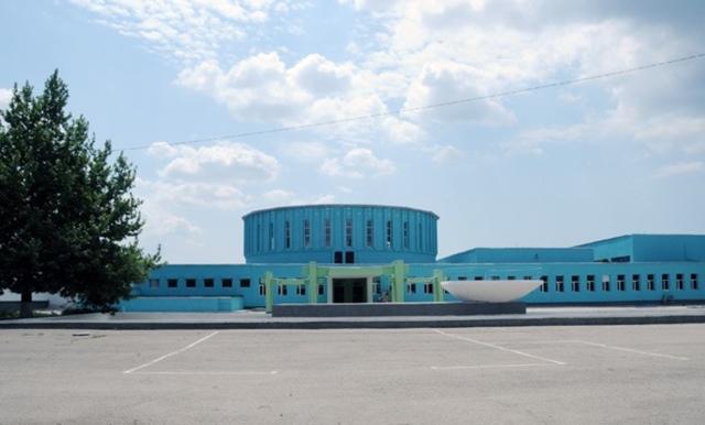 ДЮСШ Армянска после ремонта 2013 год