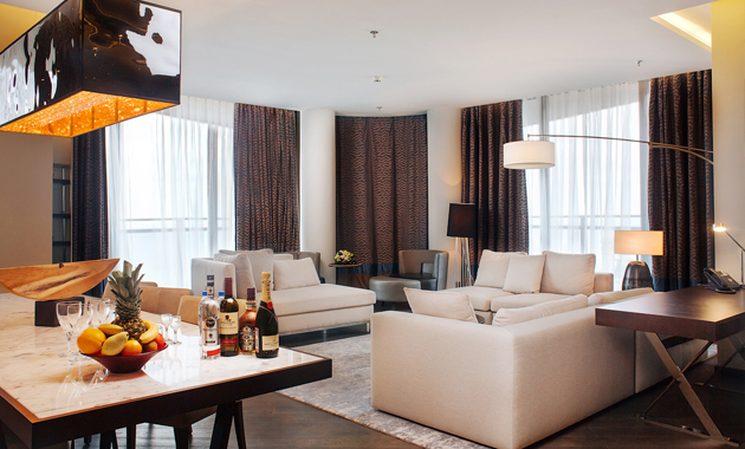 Трехкомнатный номер - Королевский Люкс Mriya Resort & SPA