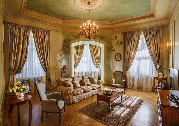 Улучшенные апартаменты Villa Elena