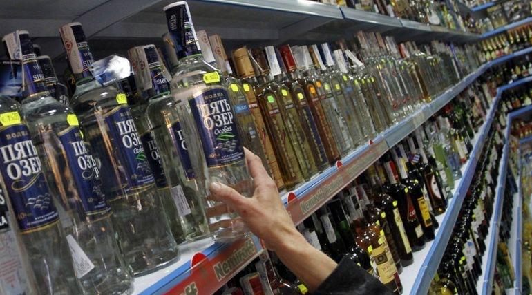 В Крыму разрешена продажа алкоголя с 10 утра до 23 часов вечера